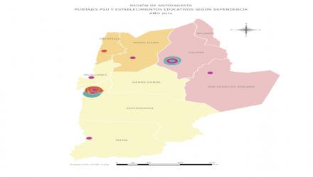 La educación en la Región de Antofagasta en la última década:Radiografía de sus principales avances