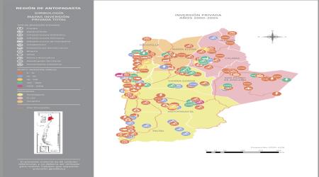La inversión privada en la Región de Antofagasta, años 2000-2014