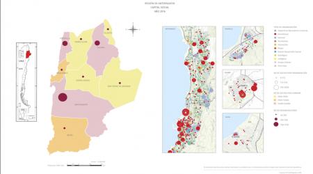 El capital social en la Región de Antofagasta