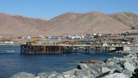 Programa Administracion y Gestion Obras Portuarias Caleta Coloso