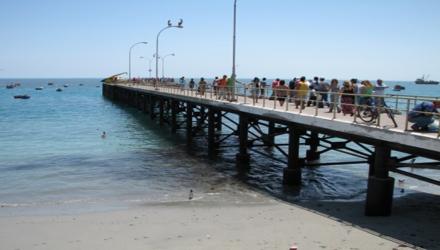 Programa Administracion y Gestion Obras Portuarias Caleta Mejillones