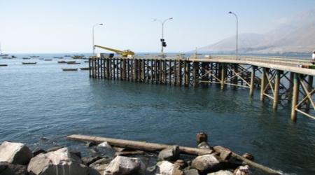 Programa Administracion y Gestion Obras Portuarias Caleta Tocopilla